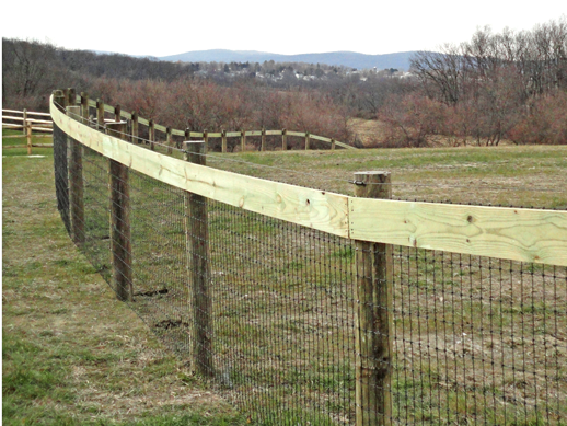Lb Fencing Woven Wire Fencing