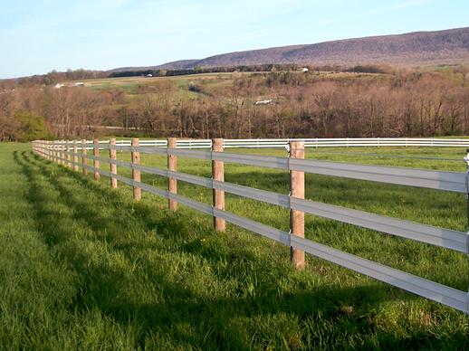 Lb Fencing Horse Rail Fencing