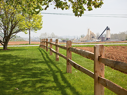 LB Fencing - Split Rail Fencing