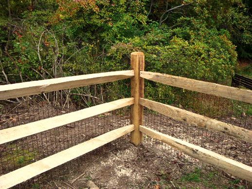 Lb Fencing Split Rail Fencing